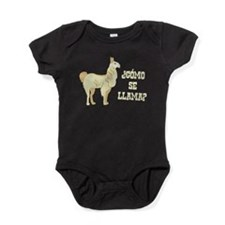 Como Se Llama? What is your name? Baby Bodysuit