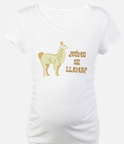 Como Se Llama? What is your name? Shirt