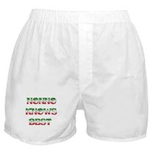 Nonno Knows Best Boxer Shorts