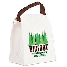 Bigfoot Sasquatch Hide and Seek World Champion Can