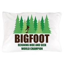 Bigfoot Sasquatch Hide and Seek World Champion Pil