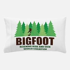 Bigfoot Sasquatch Hide and Seek World Champion Pil