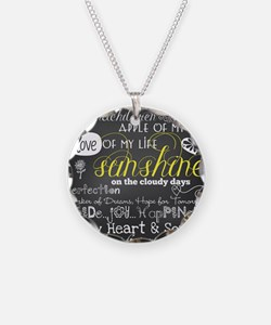 Grandchildren Love and Inspi Necklace