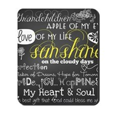 Grandchildren Love and Inspirational Mousepad