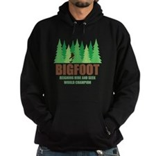 Bigfoot Sasquatch Hide and Seek World Champion Hoo