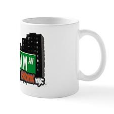 Popham Av, Bronx, NYC  Mug