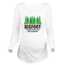 Bigfoot Sasquatch Hide and Seek World Champion Lon