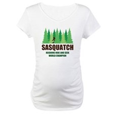 Bigfoot Sasquatch Hide and Seek World Champion Mat