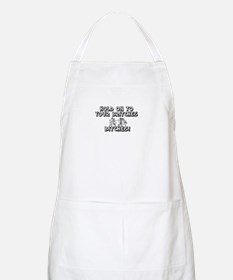 Hold On To Your Britches, Bit BBQ Apron