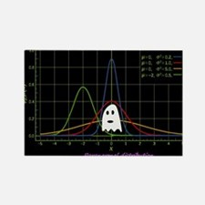 Paranormal Distribution Rectangle Magnet