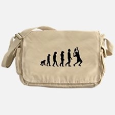 Tennis Evolution Messenger Bag