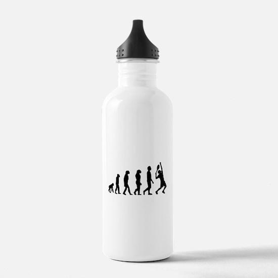 Tennis Evolution Sports Water Bottle