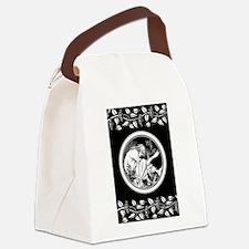 Merlin Art Nouveau fantasy Canvas Lunch Bag