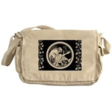 Merlin Art Nouveau fantasy Messenger Bag