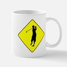 Golf Crossing Mugs