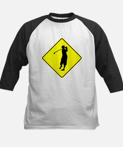 Golf Crossing Baseball Jersey