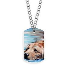 Swim Dog Tags