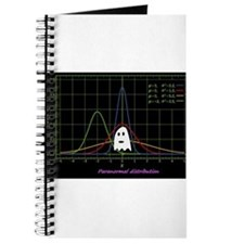 paranormal distribution ghost Journal