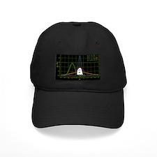 paranormal distribution ghost Baseball Cap