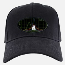 paranormal distribution ghost Baseball Cap