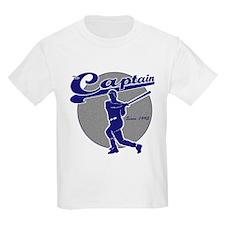 NY Baseball Captain Derek T-Shirt
