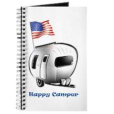 Happy Camper USA Journal