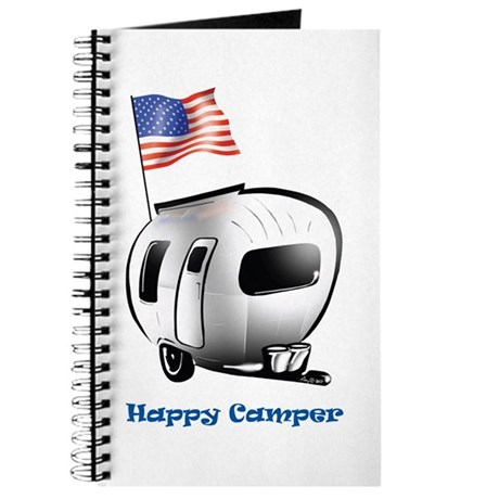 Happy Camper USA Journal