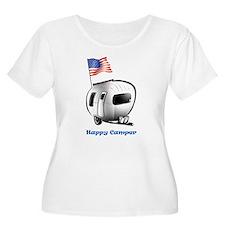 Happy Camper USA T-Shirt