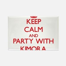 Keep Calm and Party with Kimora Magnets