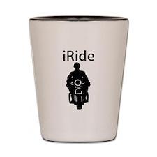 iRide Motorcycle Shot Glass