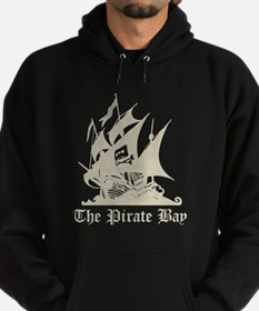 The Pirate Bay Hoodie (dark)