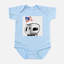 Happer Camper Infant Bodysuit