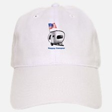 Happer Camper Baseball Baseball Cap
