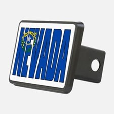 Nevada Flag Hitch Cover