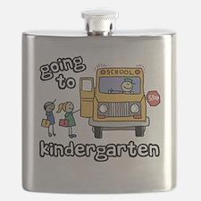 Going to Kindergarten Flask