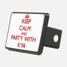 Keep Calm and Party with Kya Hitch Cover