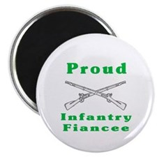 infrantry fiancee Magnet