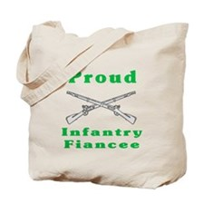 infrantry fiancee Tote Bag