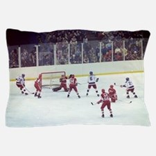 Miracle on Ice Pillow Case