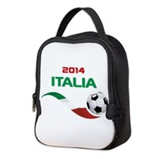 Soccer 2014 ITALIA Neoprene Lunch Bag