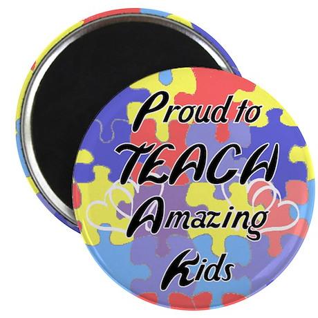 Proud to Teach Kids Magnet