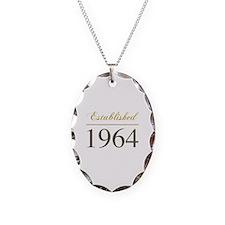Established 1964 Necklace
