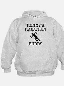 Mommys Marathon Buddy Hoodie