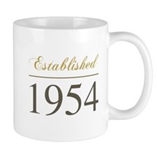 Established 1954 Mug