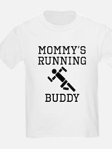 Mommys Running Buddy T-Shirt