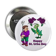Saint Urho<BR> Button