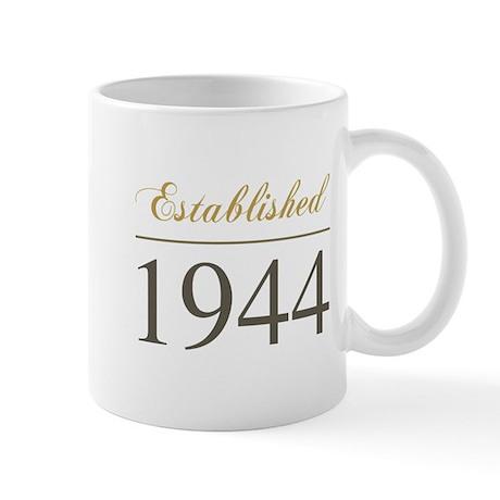 Established 1944 Mug