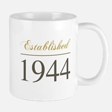 Established 1944 Mug