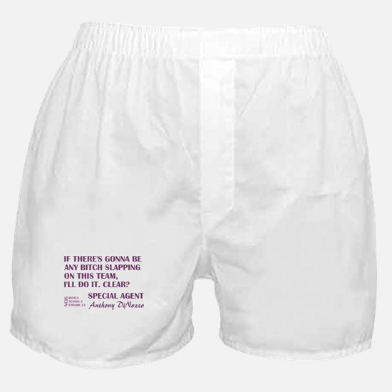 BITCH SLAPPING Boxer Shorts