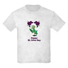 Saint Urho<BR> Kid T-Shirt 2